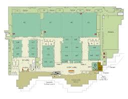 Burkill Hall Host View Level Floor Plan Idolza Oregon Convention