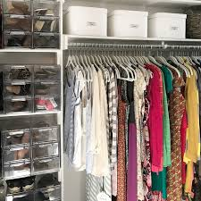 getting organized with the container store our vintage nest