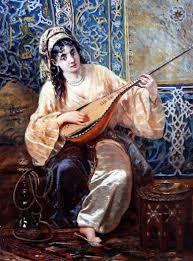 Ottoman Harem by Bestekar Dilhayat Kalfa Kimdir Saray Hayatı Eserleri Sanatı