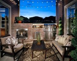 house design urban loft terrace outdoors relaxing space decor and