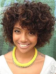 short haircuts for naturally curly hair 2015 61 short hairstyles that black women can wear all year long