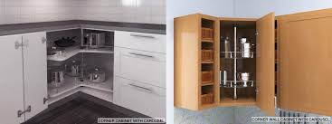 ikea kitchen corner cabinet how to take advantage of that space at your kitchen corners