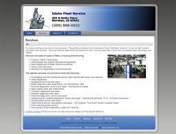 Home Design Interactive Website Website Design Idaho Fleet Service Oasis Interactive