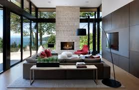 wohnideen privaten wohnzimmer wohnideen bilder sofa set kamin freistehend wohnwand