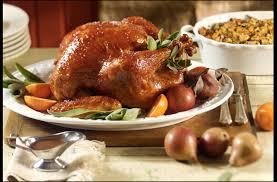 pomegranate glazed turkey recipe relish