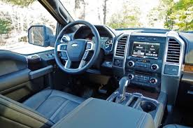 King Ranch Interior Swap 1 000 Hard Miles In The Most Expensive 2015 Ford F 150 What We