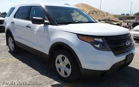 Ford Explorer 2013 - 2013 ford explorer police interceptor utility suv item j47