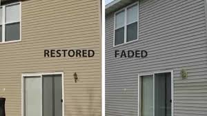 don u0027t paint vinyl siding use vinyl renu to restore youtube