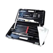 malette de cuisine malette 24 couteaux et ustensiles professionnel achat vente