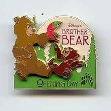 disney pin trading brother bear pins favorite