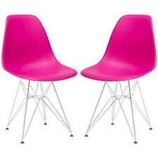 fuschia chair pink chairs living room furniture the home depot