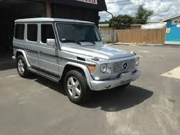 mercedes safari suv 2008 mercedes g class g500 awd 4matic 4dr suv in orlando fl