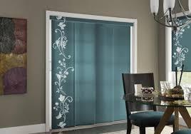Blinds Ideas For Sliding Glass Door Sliding Glass Door Blinds Window Treatments Budget Blinds Sliding