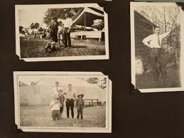 Antique Photo Album Antique Family Photo Album 1920s 30s 125 Pictures