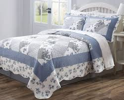 Blue Quilted Coverlet 31 Best Quilted Bedspreads Images On Pinterest Quilted