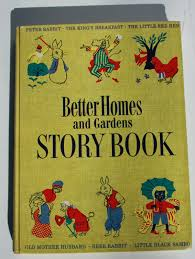 fog e notions better homes and gardens story book 1950