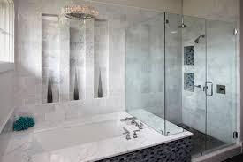 bathroom alcove ideas stunning cutting glass tile decorating ideas for bathroom