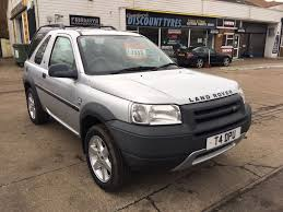 used land rover freelander 2002 for sale motors co uk