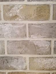 How To Paint A Faux Brick Wall - tutorial how to paint brick to make it look old faux brick