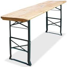 standing height folding table standing table amazon co uk