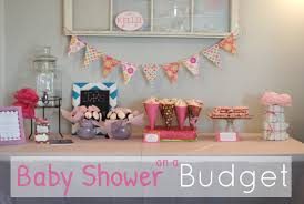 ideas for baby shower baby shower on a budget paso evolist co