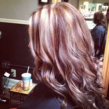 Red Hair Color With Highlights Pictures Full Of Dimension Hair Highlights And Lowlights My Creations