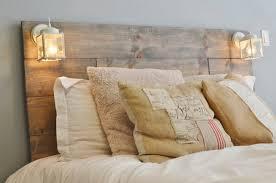 rustic headboard ideas in the bedroom u2013 home improvement 2017