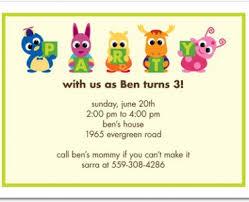 kids birthday invitations kids birthday invitations with stylish