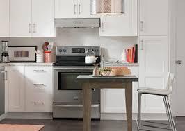white kitchen cabinet design ideas 7 stylish kitchen cabinet design ideas layouts lowe s canada