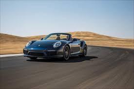 porsche 911 turbo s cabriolet review 2017 porsche 911 turbo s cabriolet road test