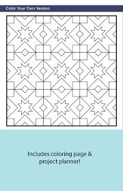 starbelt quilt pattern u2013 pdf u2013 michelle bartholomew