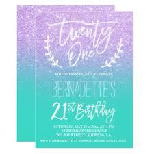 21st birthday cards greeting u0026 photo cards zazzle