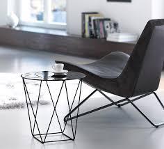 design beistelltische mit walter knoll joco 130 auf der mobel und - Design Beistelltische
