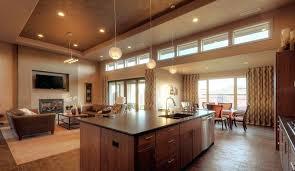 open kitchen floor plans small kitchen living room floor plans best open plan design ideas