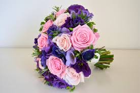 purple wedding flowers wedding flowers jonquil s pink and purple wedding flowers