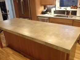 kitchen furniture atlanta baffling rectangle shape brown color kitchen concrete countertops
