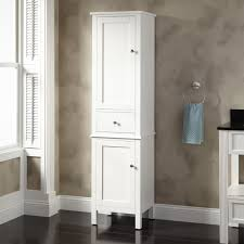 bathroom vanity with linen tower tall narrow linen tower storage cabinets bathroom vanity with
