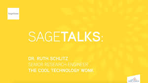 gobain siege social sagetalks the cool technology wonk dr ruth schlitz