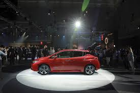 nissan canada red deer nissan adds range to cheaper leaf but new drivers are key wtop