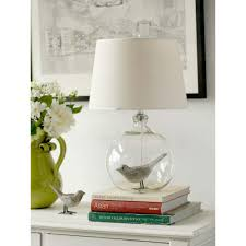 glass table ls amazon creative e27 base globe glass shade bedside touch ls