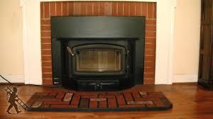 geometric fireplace screens black cover idea brick up ideas diy