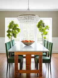 emerald green dining chairs with marble top dining table