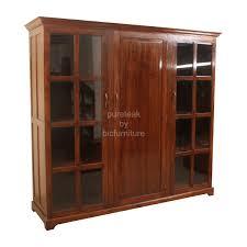wb 48 teak 3 door wardrobe details bic furniture india