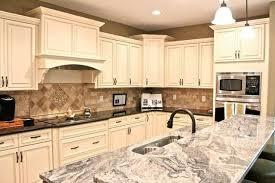 antique white glazed kitchen cabinets cool antique white kitchen cabinets kitchen great antique white