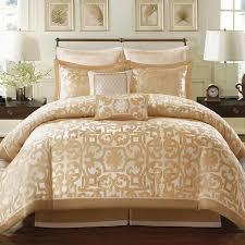 Jacquard Bed Set Park Signature Carmichael 8 Pc Comforter Set