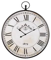 wall watch wall clocks tell the time in style ashley furniture homestore