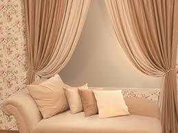 Bedroom Curtain Ideas Ideas Wonderful Beige Unique Design Classic Curtains Style