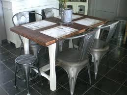 table cuisine avec chaise table cuisine avec chaises ma nouvelle table de cuisineet ses