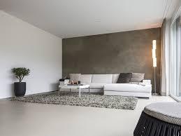 Wohnzimmer Ideen Wandgestaltung Grau Einfach Wanddesign Wohnzimmer Braune Tapete Grun Grau Stein