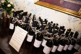 wine bottle wedding favors the wonderful wine wedding favor